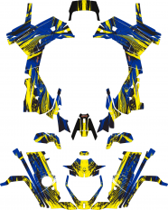 Dirt-X Yellow